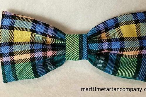 Alberta Tartan Clip On Bow Tie (Adult)
