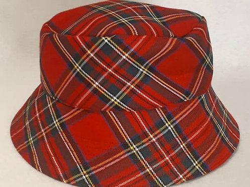 Royal Stewart Tartan Bucket Hat