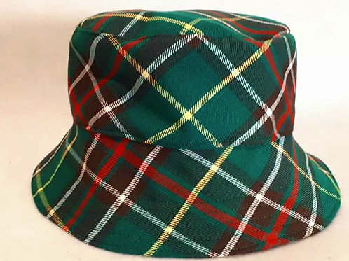 Newfoundland Tartan Bucket Hat