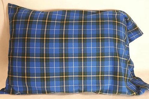 Nova Scotia Tartan Brushed Cotton Pillow Case
