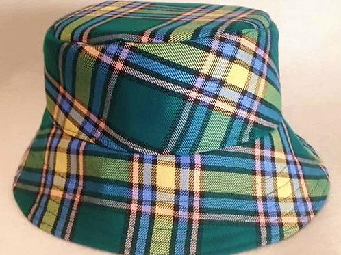 Alberta Tartan Bucket Hat