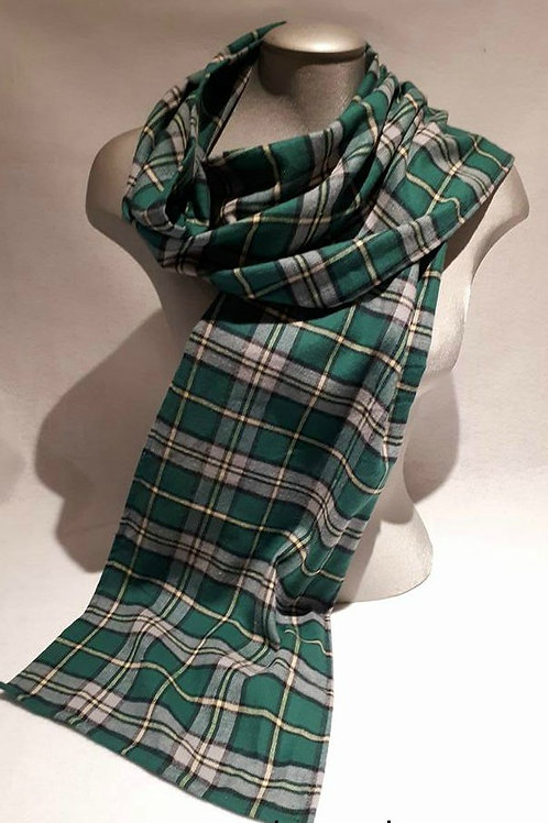 Cape Breton Tartan 6 foot light scarf