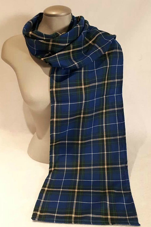 Nova Scotia Tartan 6 foot light scarf