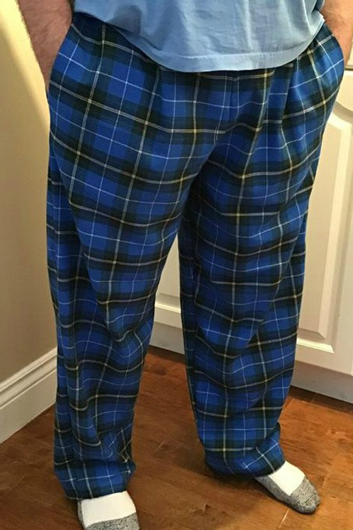 Nova Scotia Tartan Light Cotton Pants