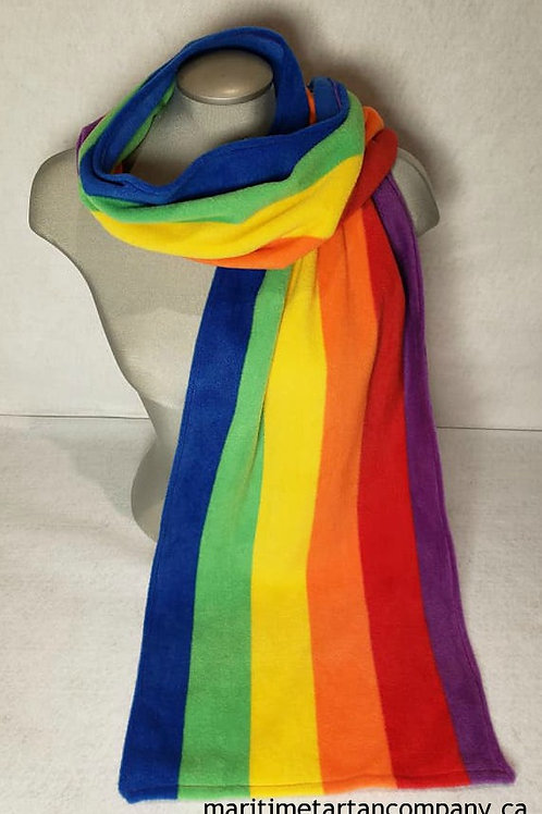 Fleece Pride Scarf