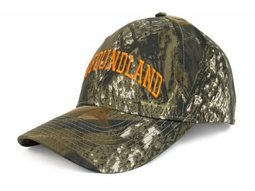 Newfoundland Camo Hat - Adult Sized