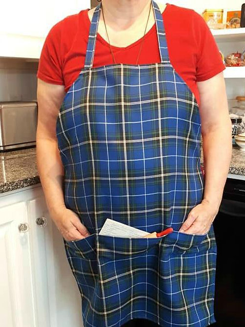 Aprons (All provincial tartans available)