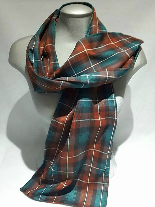 PEI Tartan 6 foot light scarf