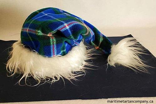 Nova Scotia Tartan Christmas Hat