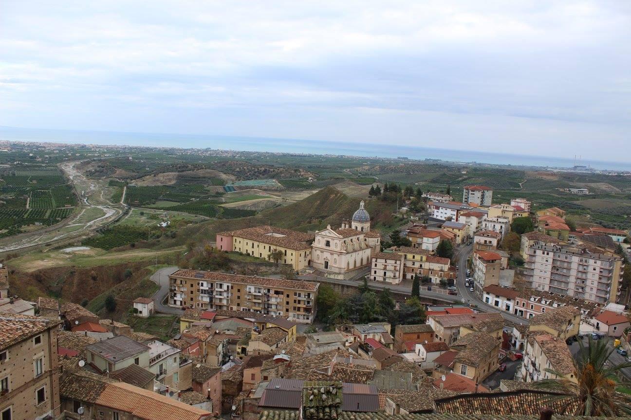 Corigliano Calabro old town