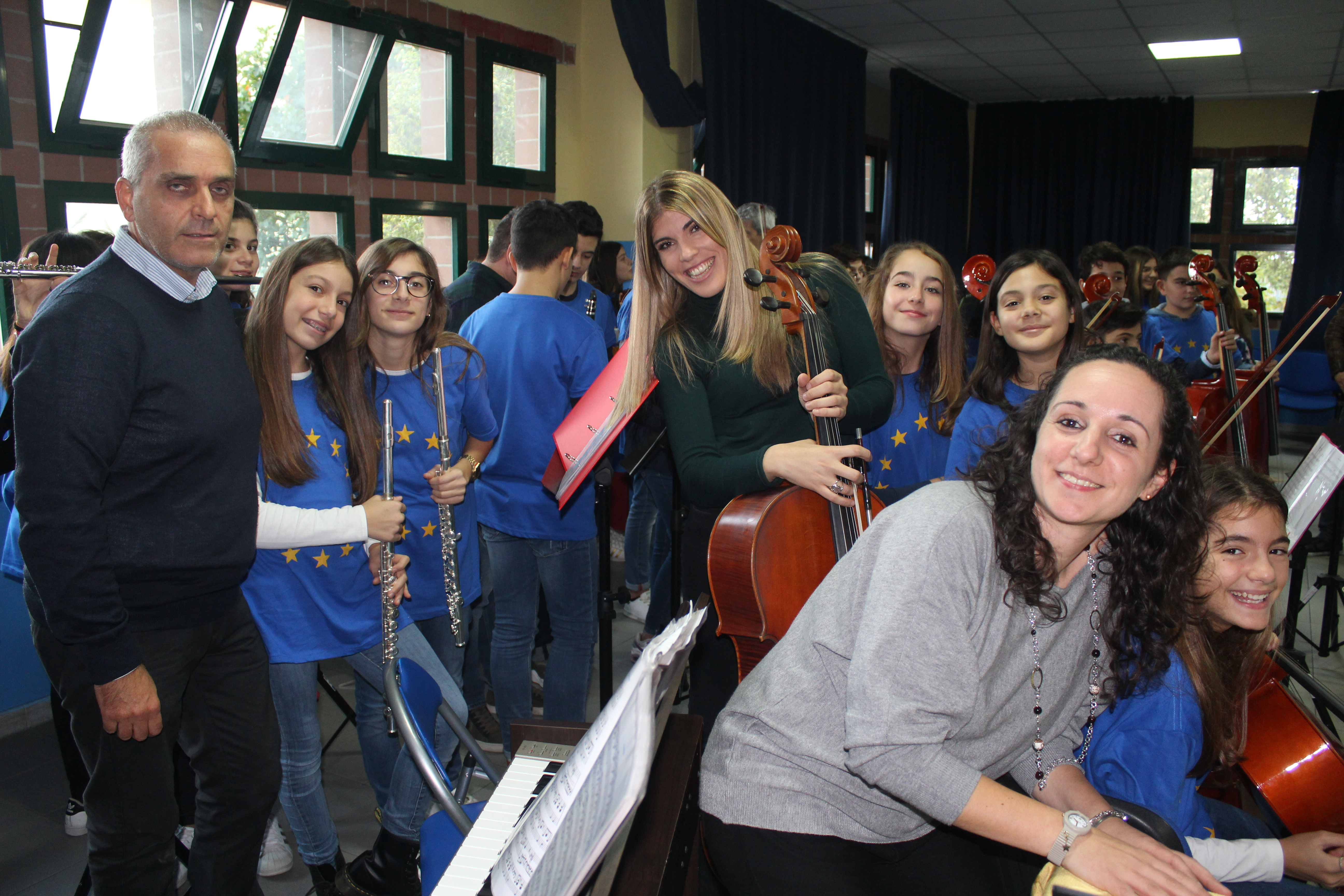 The WSE Erodoto Orchestra
