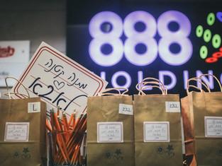 אירוע חברה 888