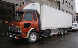 Фургон 52 кубов дл.8.ш.2.5.в.3.м.