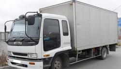 Фургон 18 кубов дл.4,3.ш.2,2.в.2,3
