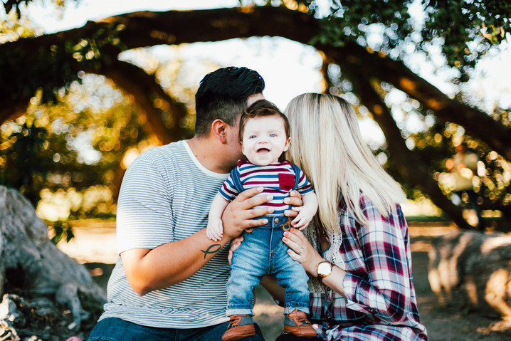 Alvidrez Family | Fall Mini Session