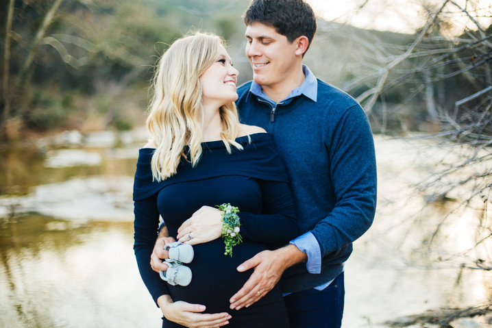 Mikenzie + Tim | Maternity Session