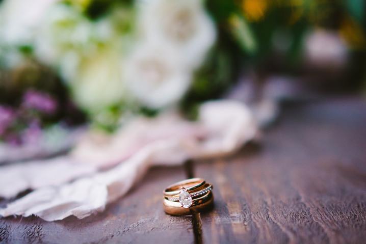 Carly + Tanner Robertson | Texas Backyard Wedding