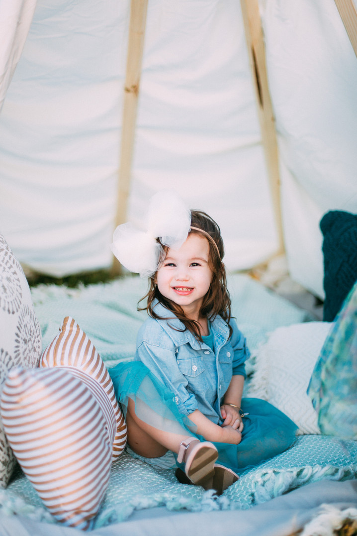Alicia + Hadley | Mommy and Me