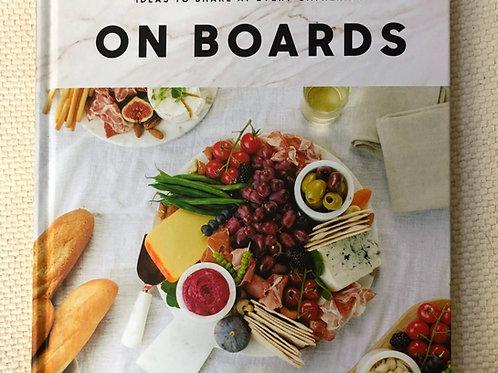 On Boards Recipe Book