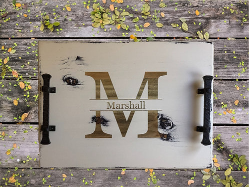 Large Personalized Trays