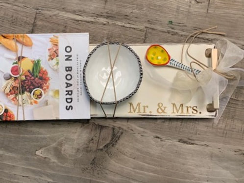 Wedding Boards Gift Set