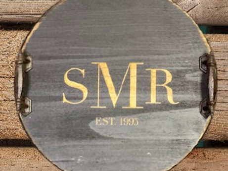 Personalized Small Lazy Susan