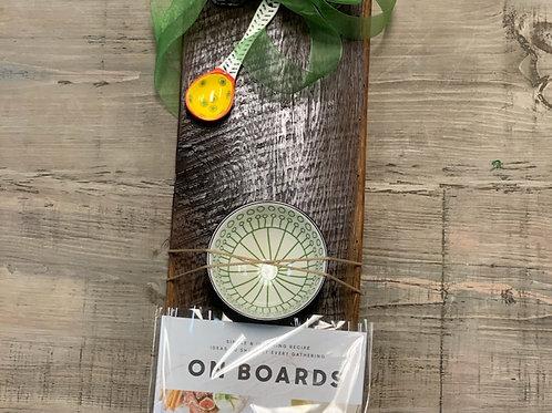 Charcuterie Board Gift Set