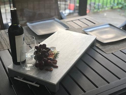 Stone Gray Tray