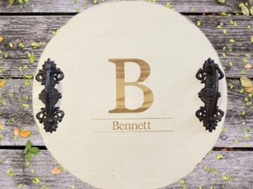 Personalized Large Lazy Susan