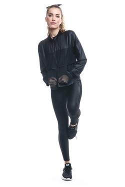 Jaqueta Pinacoteca e Legging Masp