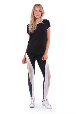 T-Shirt Moon 18 e Legging Aspen