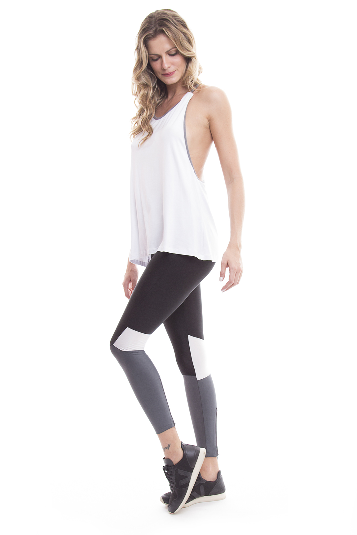 Regata Bride e Legging Malibu