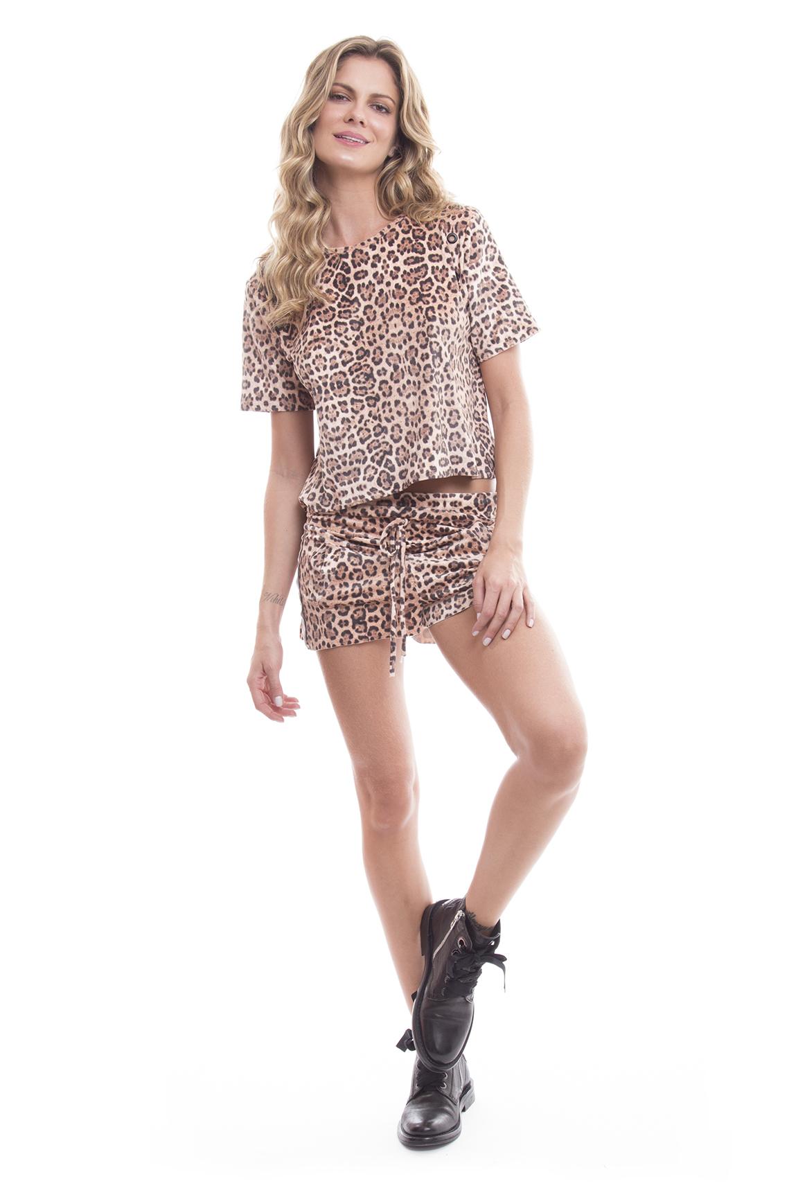 Tshirt e Short Venice Jaguar