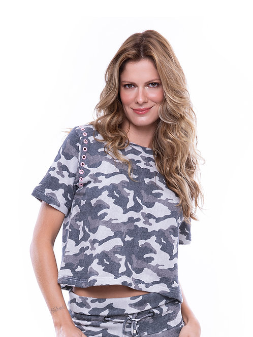T-Shirt Venice Army