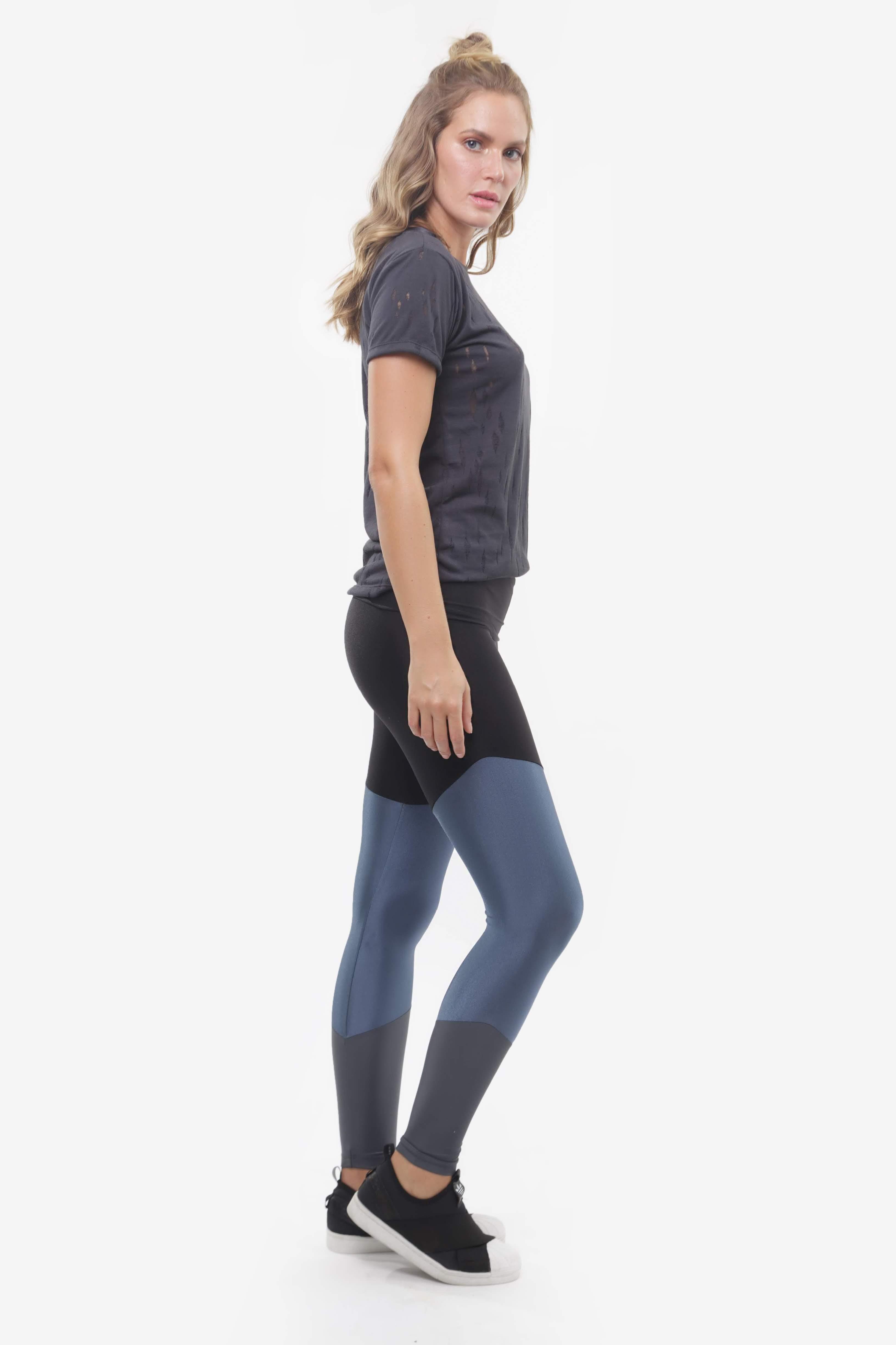 Tshirt Mis e Legging Melrose