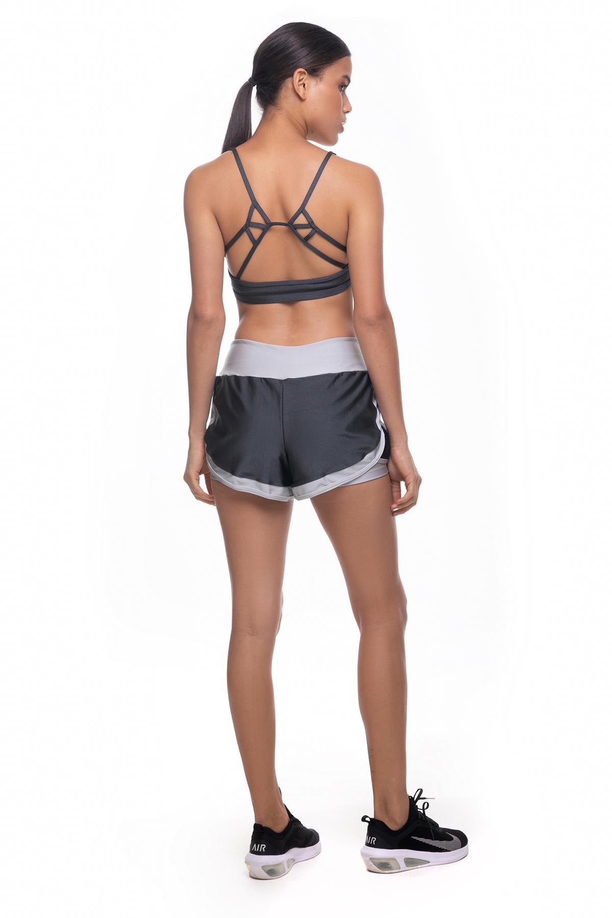 Top Urban e Shorts Camila