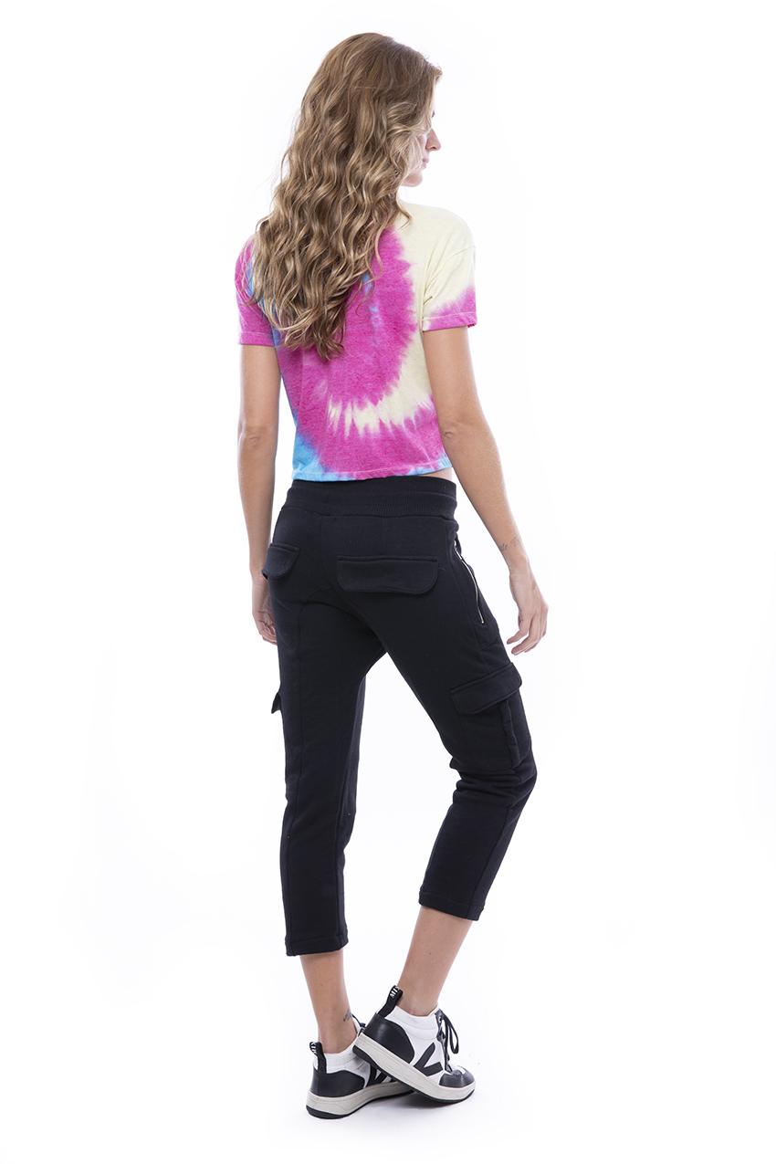 Tshirt Tie Dye e Jogger Flex