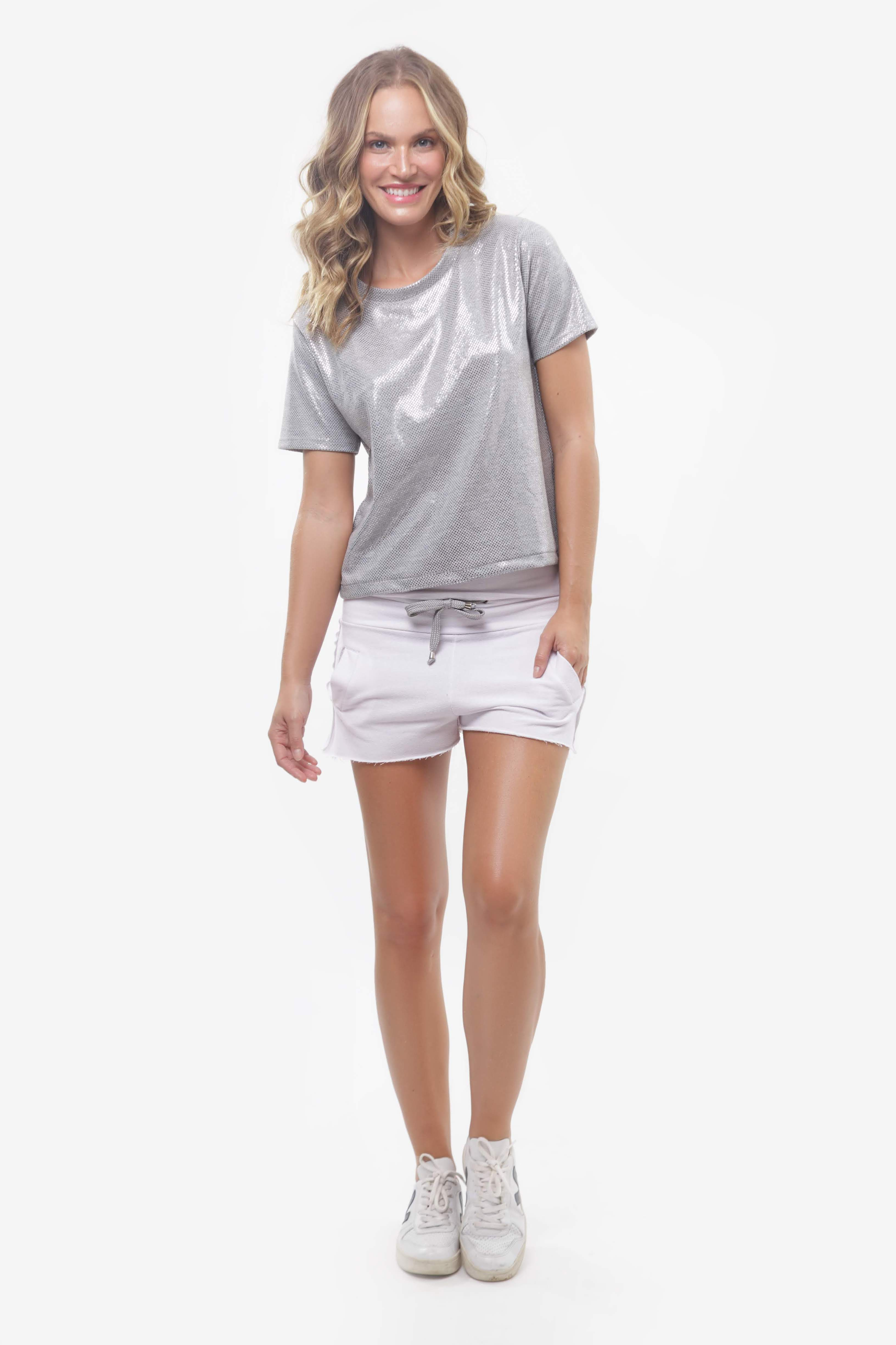Tshirt Tee e Short Venice Basic