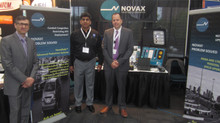 Novax Industries at ITS Canada ACGM 2014 - Victoria