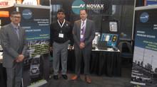 Novax Industries at ITS Canada ACGM 2014 - Victoria