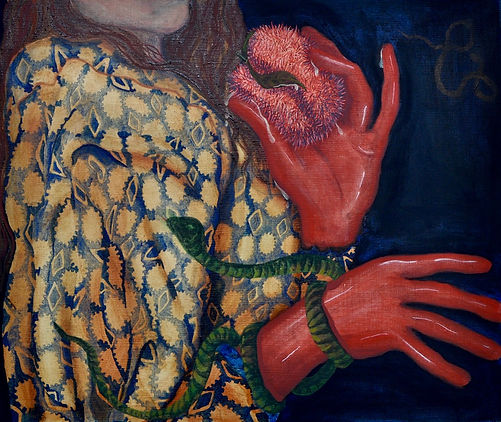 Nell Brookifeld, Artemisia's Serpent, 20