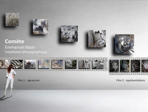 La galerie Stream Art prèsente Comète, un vaste projet d'installation photographique