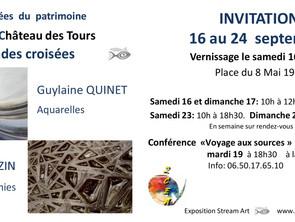 L'eau à l'affiche aux Journées du Patrimoine en Beaujolais