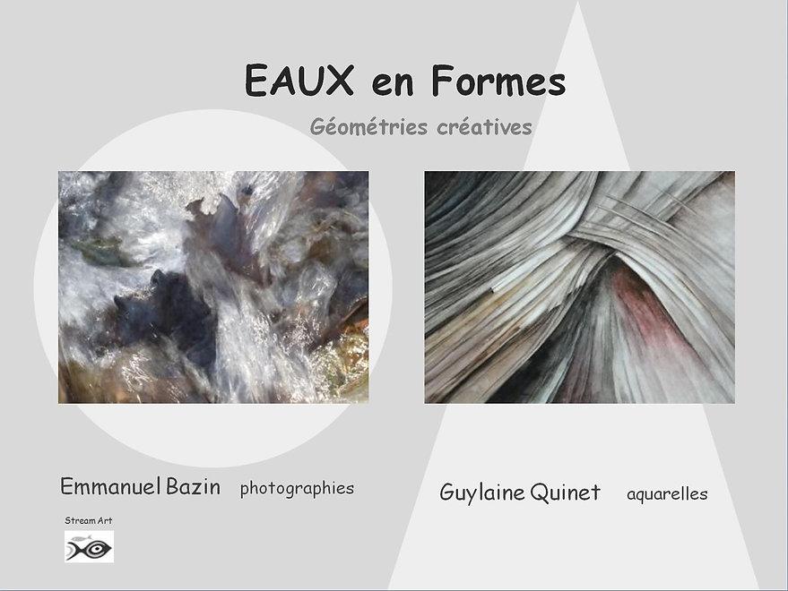 Stream Art Emmanuel Bazin