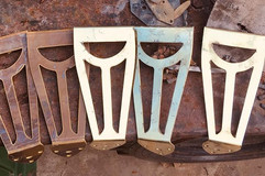 Making new tailpieces #luthier #music #m