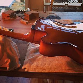 #sunburst #violinburst #jazz #guitar #ar