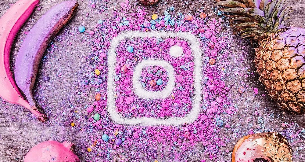 Instagram is about visual appeal