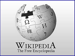 Wikipedia in English