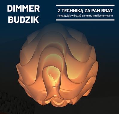 Dimmer jako budzik (Lua w HC2)