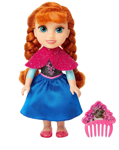 DISNEY PRINCESS - ANNA DOLL (JAKKS)